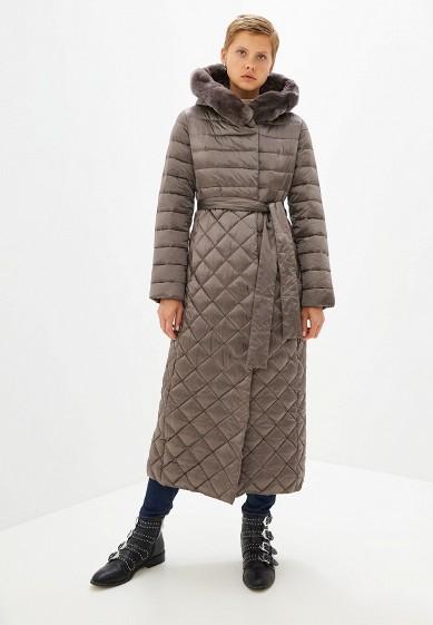 Куртка утепленная, Conso Wear, цвет: коричневый. Артикул: MP002XW0TUPH. Одежда / Верхняя одежда