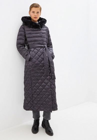 Куртка утепленная, Conso Wear, цвет: серый. Артикул: MP002XW0TUPK. Одежда / Верхняя одежда