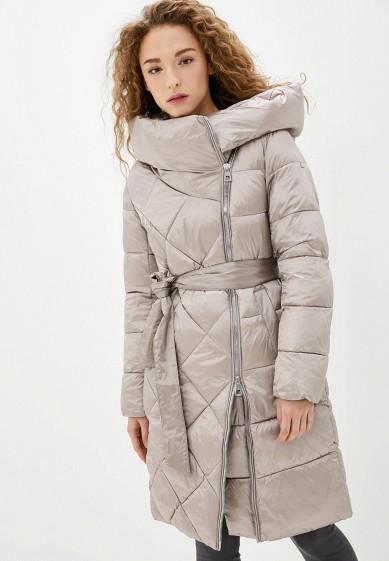 Куртка утепленная, Conso Wear, цвет: розовый. Артикул: MP002XW0TUPZ. Одежда / Верхняя одежда