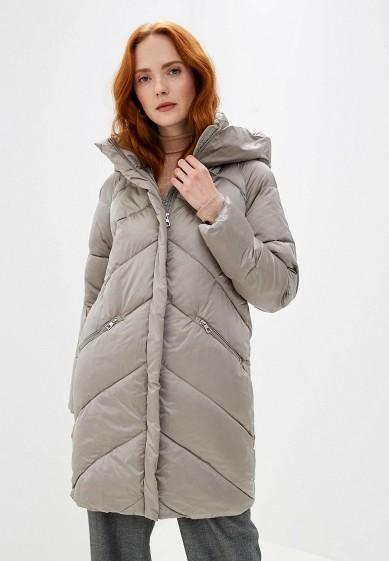 Куртка утепленная, Conso Wear, цвет: серый. Артикул: MP002XW0TUQF. Одежда / Верхняя одежда