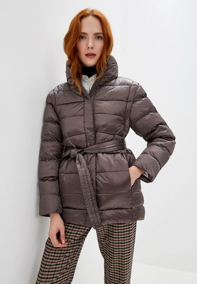 Куртка утепленная, Conso Wear, цвет: коричневый. Артикул: MP002XW0TUQI. Одежда / Верхняя одежда