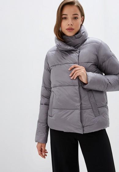 Куртка утепленная, Conso Wear, цвет: серый. Артикул: MP002XW0TUQZ. Одежда / Верхняя одежда