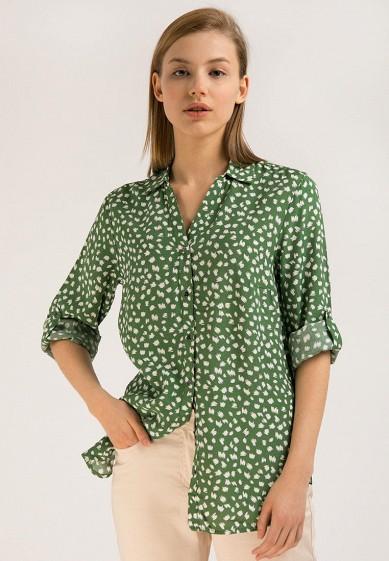 Блуза Finn Flare за 1 743 ₽. в интернет-магазине Lamoda.ru