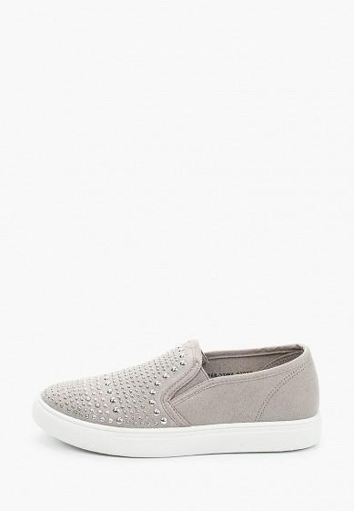Слипоны, Zenden Active, цвет: серый. Артикул: MP002XW10684. Обувь