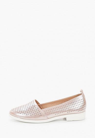Туфли, Instreet, цвет: розовый. Артикул: MP002XW1068C. Обувь