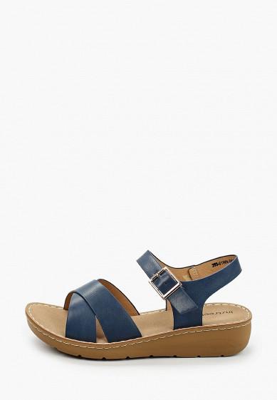 Сандалии, Instreet, цвет: синий. Артикул: MP002XW106BP. Обувь