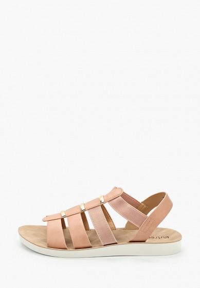 Сандалии, Instreet, цвет: розовый. Артикул: MP002XW106BU. Обувь