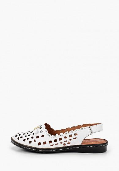 Туфли Zenden Collection полнота E (5) за 1 599 ₽. в интернет-магазине Lamoda.ru