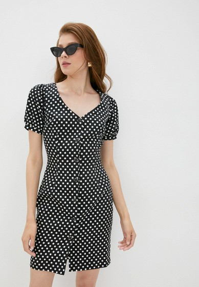Платье Fiori di Lara за 7 000 ₽. в интернет-магазине Lamoda.ru