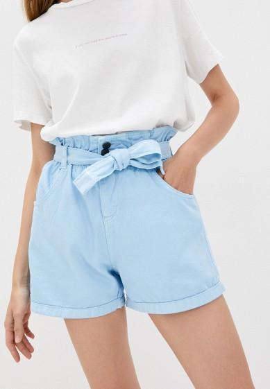 Шорты джинсовые Fadjo за 2 300 ₽. в интернет-магазине Lamoda.ru