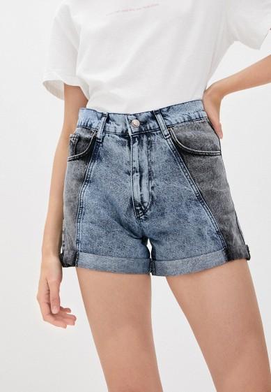 Шорты джинсовые Fadjo за 2 400 ₽. в интернет-магазине Lamoda.ru