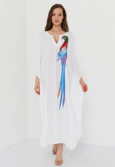 Платье пляжное Galaberano за 6 750 ₽. в интернет-магазине Lamoda.ru
