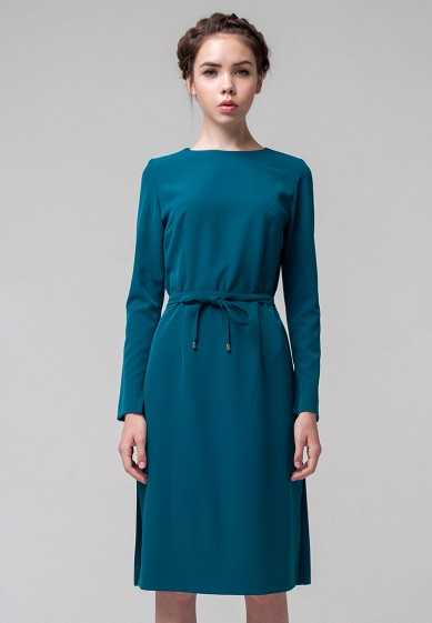 Платье minimally A-line dress with side slits