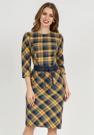 Платье Olivegrey PAVLINA за 5 994 ₽. в интернет-магазине Lamoda.ru