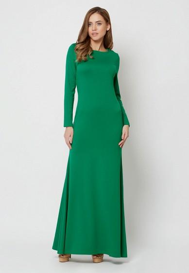 Платье, Alex Lu, цвет: зеленый. Артикул: MP002XW1702C. Одежда / Платья и сарафаны