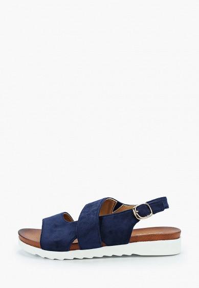Сандалии, Instreet, цвет: синий. Артикул: MP002XW18QJ2. Обувь