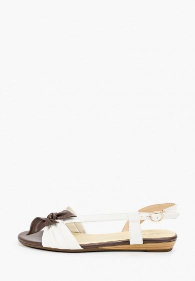 Сандалии, Instreet, цвет: белый. Артикул: MP002XW18QJM. Обувь