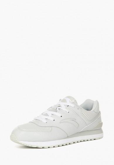 Кроссовки, Anta, цвет: белый. Артикул: MP002XW197QY. Обувь / Кроссовки и кеды / Кроссовки