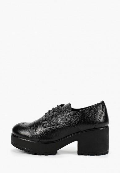 Ботильоны, Alessio Nesca, цвет: черный. Артикул: MP002XW19CIT. Обувь / Ботильоны