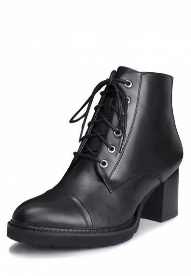 Ботильоны, Pierre Cardin, цвет: черный. Артикул: MP002XW19CZ9. Обувь / Ботильоны