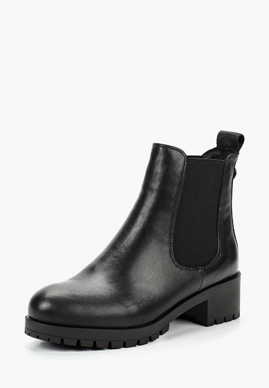 Ботильоны, Pierre Cardin, цвет: черный. Артикул: MP002XW19D3I. Обувь / Ботильоны