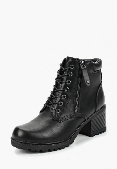 Ботильоны, T.Taccardi, цвет: черный. Артикул: MP002XW19D5D. Обувь / Ботильоны