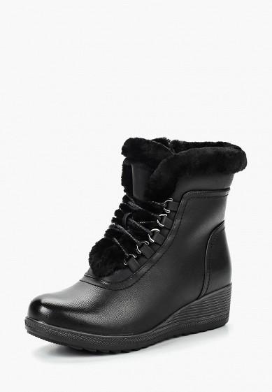 Ботильоны, T.Taccardi, цвет: черный. Артикул: MP002XW19D5V. Обувь / Ботильоны