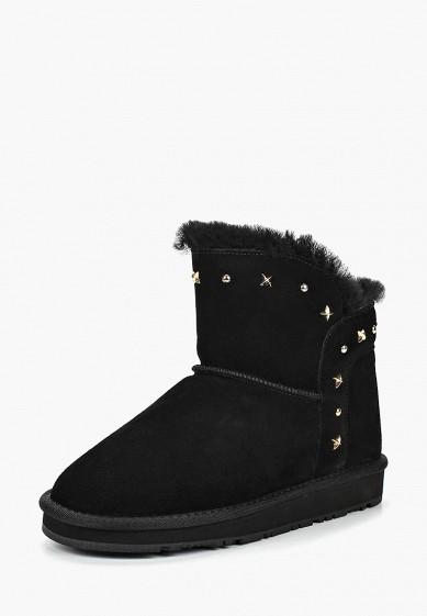 Полусапоги, Pierre Cardin, цвет: черный. Артикул: MP002XW19EBV. Обувь / Сапоги