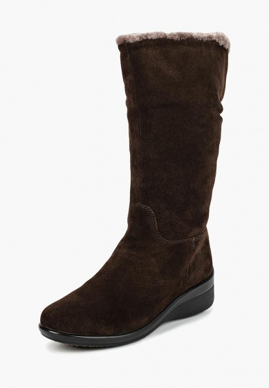 Сапоги, Pierre Cardin, цвет: коричневый. Артикул: MP002XW19F2G. Обувь / Сапоги