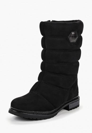 Дутики, T.Taccardi, цвет: черный. Артикул: MP002XW19F4N. Обувь