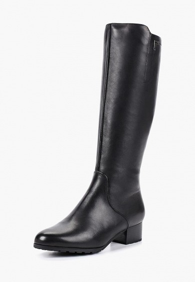 Сапоги, Alessio Nesca, цвет: черный. Артикул: MP002XW19F4U. Обувь / Сапоги