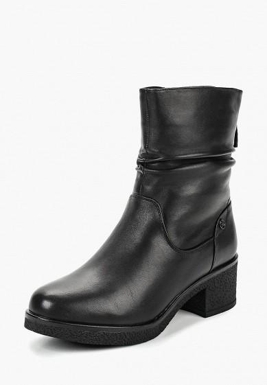 Полусапоги, Alessio Nesca, цвет: черный. Артикул: MP002XW19F5P. Обувь / Сапоги