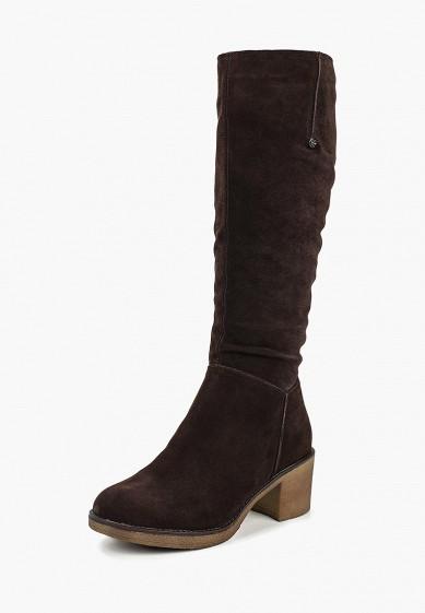 Сапоги, Pierre Cardin, цвет: коричневый. Артикул: MP002XW19F5Y. Обувь / Сапоги