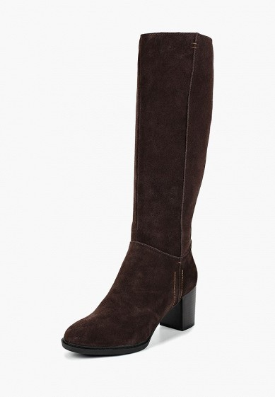 Сапоги, Pierre Cardin, цвет: коричневый. Артикул: MP002XW19F6R. Обувь / Сапоги