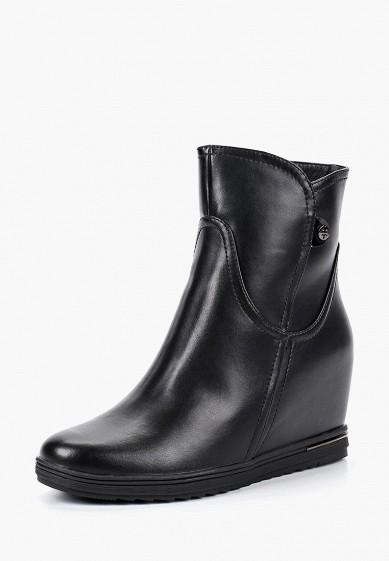 Ботильоны, T.Taccardi, цвет: черный. Артикул: MP002XW19F8X. Обувь / Ботильоны