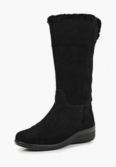 Сапоги, Pierre Cardin, цвет: черный. Артикул: MP002XW19FAW. Обувь / Сапоги