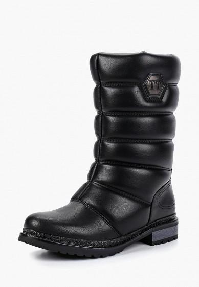 Дутики, T.Taccardi, цвет: черный. Артикул: MP002XW19FBQ. Обувь