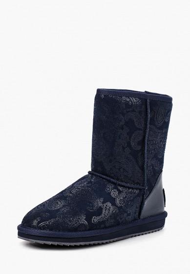 Полусапоги, Pierre Cardin, цвет: синий. Артикул: MP002XW19FJH. Обувь / Сапоги