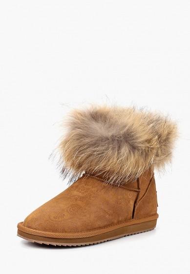 Полусапоги, Pierre Cardin, цвет: коричневый. Артикул: MP002XW19FL3. Обувь / Сапоги