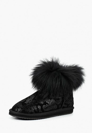 Полусапоги, Pierre Cardin, цвет: черный. Артикул: MP002XW19FLK. Обувь / Сапоги