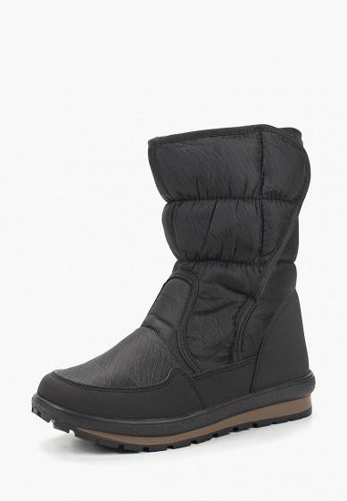 Дутики, T.Taccardi, цвет: черный. Артикул: MP002XW19FLV. Обувь