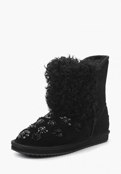 Полусапоги, Pierre Cardin, цвет: черный. Артикул: MP002XW19FM0. Обувь / Сапоги