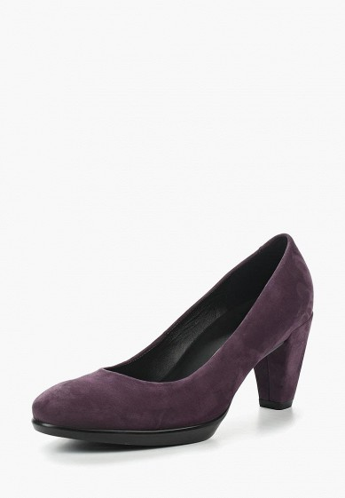 Туфли Ecco SHAPE 55 PLATEAU купить за 24 790 тг MP002XW1ABDN в ... 9890931b1154f