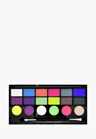 Тени для век Makeup Revolution SALVATION Colour Chaos
