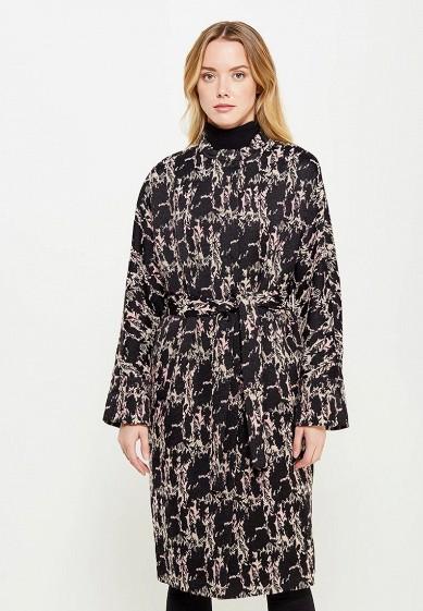 Пальто, Immagi, цвет: черный. Артикул: MP002XW1AFPU. Одежда / Верхняя одежда / Пальто