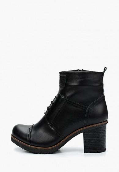 Ботильоны, Hammerjack, цвет: черный. Артикул: MP002XW1F5OW. Обувь / Ботильоны