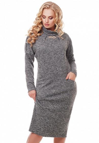 ... больших размеров Платья и сарафаны Вязаные и трикотажные. New. Платье  Vlavi Алиса 1a313be2fa85a