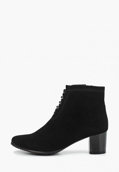 Ботильоны, Berkonty, цвет: черный. Артикул: MP002XW1GLCN. Обувь / Ботильоны
