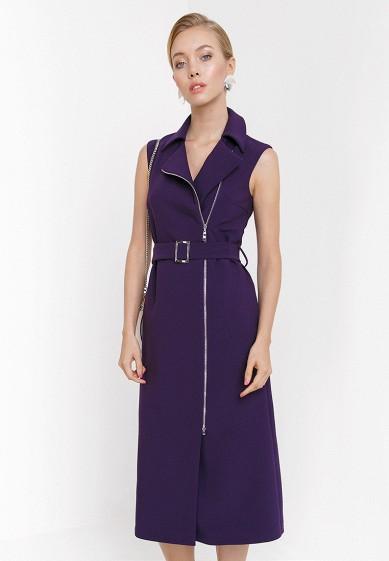 Платье, Audrey Right, цвет: фиолетовый. Артикул: MP002XW1GLLB. Одежда / Платья и сарафаны