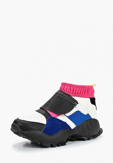 Кроссовки, Marco Bonne`, цвет: мультиколор. Артикул: MP002XW1GM55. Обувь / Кроссовки и кеды / Кроссовки
